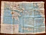 Jack Gage's escape map